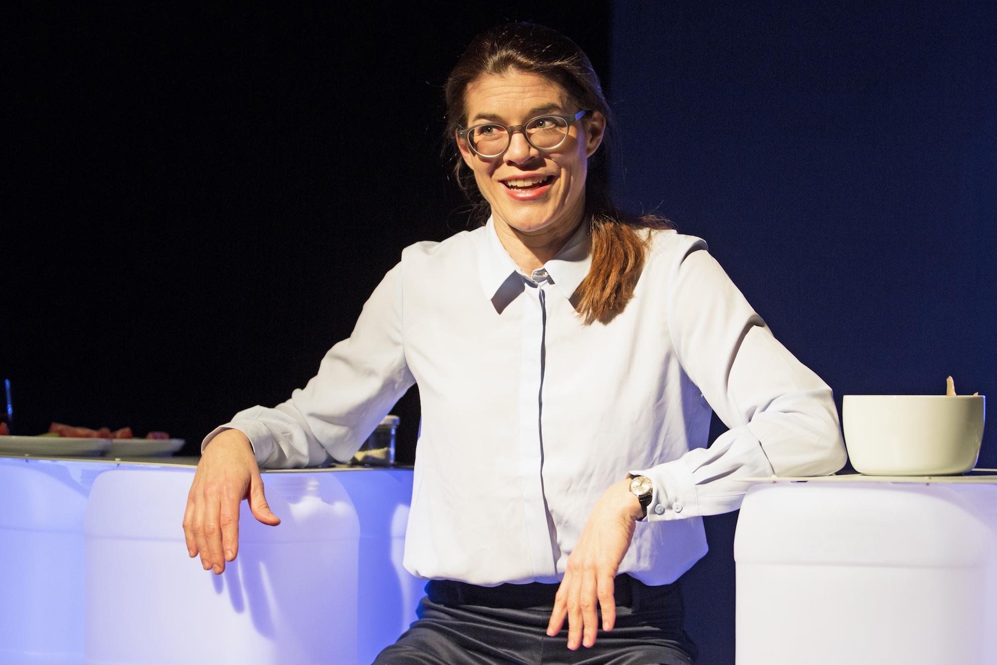 Susanne Odermatt | Countdown oder das Ticken der Eieruhr